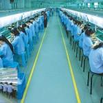 Foxconn Factory Line