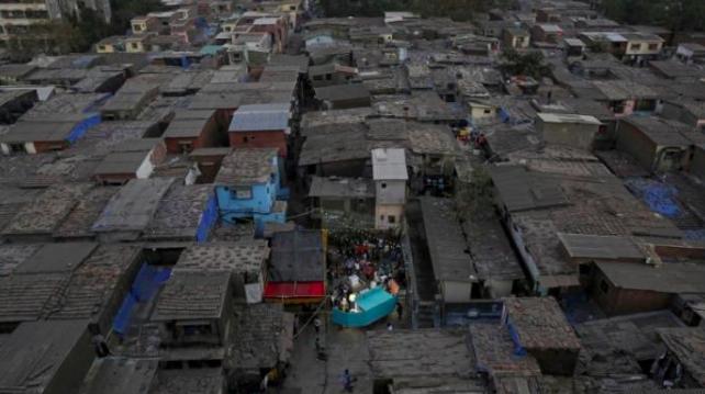 Kibrera, a slum in Kenya
